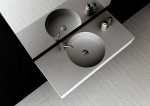 Neo 1000 Centred Bowl Bathroom Basin