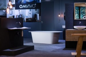 Omvivo Pop Up Showroom