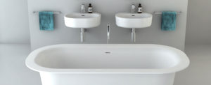 Omvivo Lilli Basins and Bath