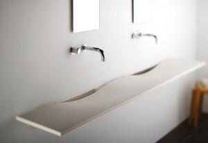 Unique Bathroom Basin Onda Washplane