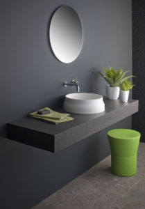 Bathroom Basin Latis Round