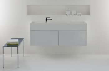 Omvivo CDesign 1330 Basin and Cabinet