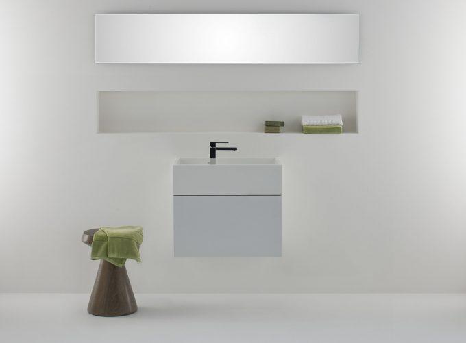 Omvivo CDesign 620 Basin with Cabinet