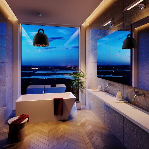 Omvivo Latis 1600 Bath