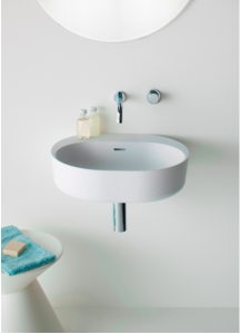 Lilli 550 Bathroom Basin by Omvivo