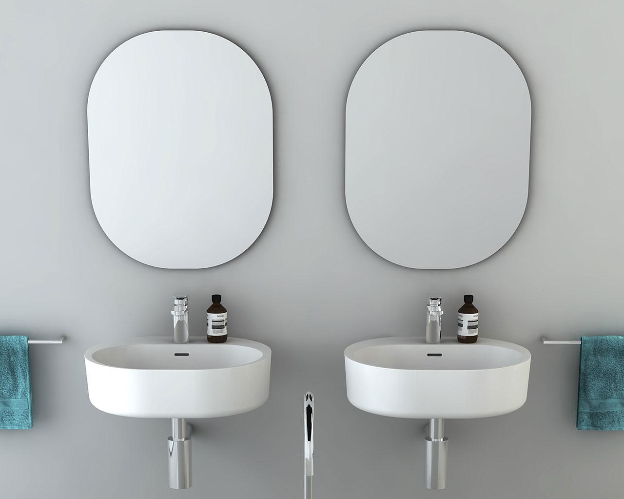 Omvivo Lilli Mirror
