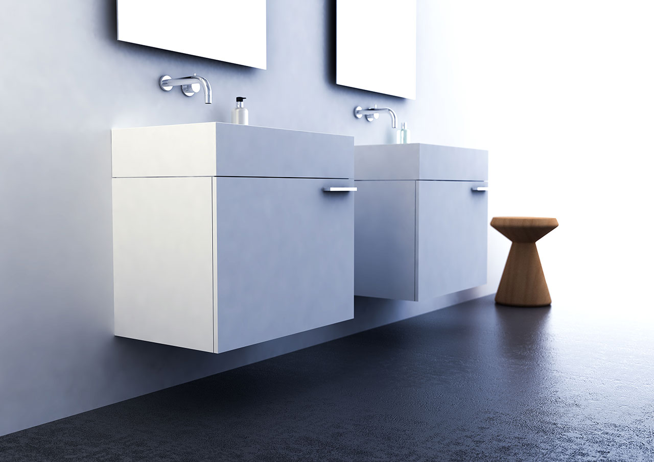 Omvivo neo 700 cabinet luxury bathroom furniture for Bathroom cabinet 700