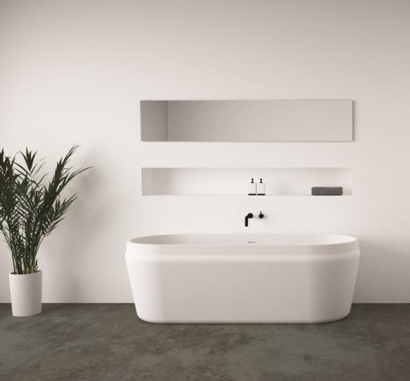 Omvivo Latis Oval Bath