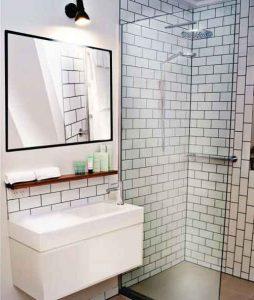 Ovolo Hotel Bathroom Melbourne
