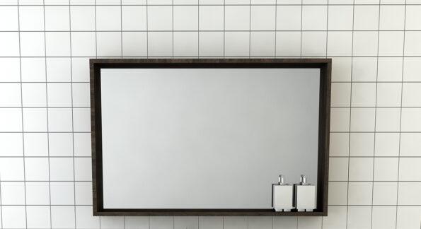 Omvivo Venice Box Frame Mirror