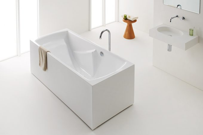 Ergobath Classic Bath Only Freestanding