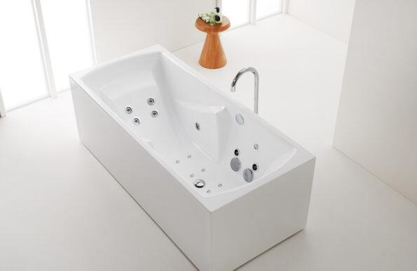 Ergobath Classic Premium Freestanding Spa
