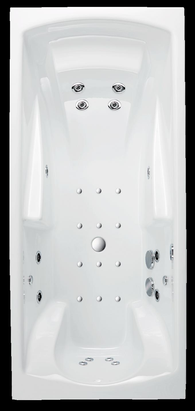 Ergobath Classic Premium Spa Freestanding