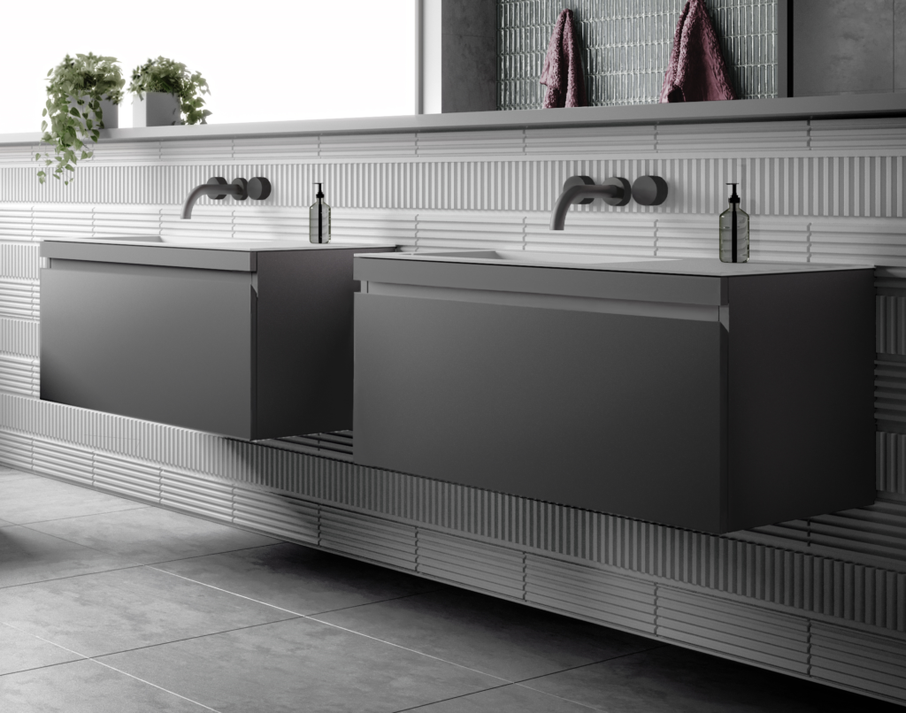 Omvivo Urban 900 Mk Ii Vanity Luxury Bathroom Basins