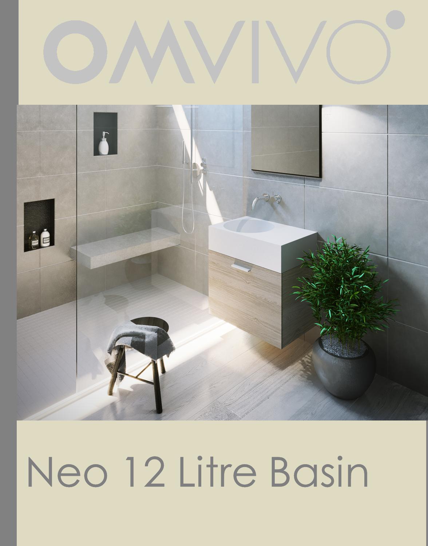 Omvivo Neo 12L Basin Media Release