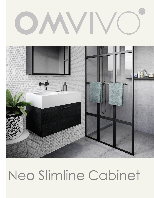 Omvivo Neo Slimline Cabinet Media Release