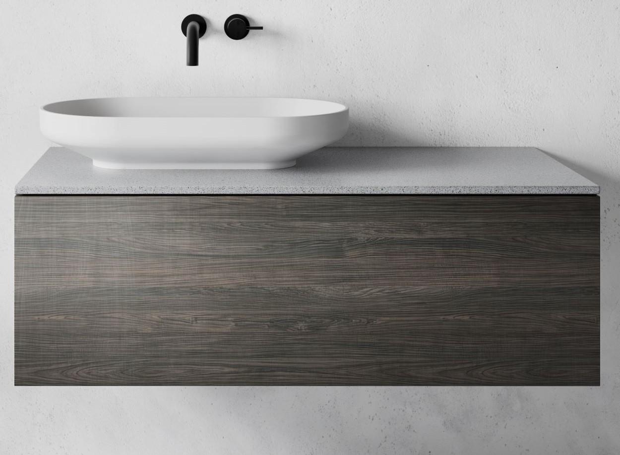 Venice 1200 Cabinet Luxury Bathroom Furniture Vanity Units Omvivo
